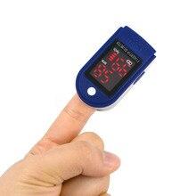 Herramienta de Diagnóstico Digital dedo Oxímetro de Pulso SpO2 PR PI Del Ritmo Cardíaco Monitor de Oxígeno Arterial Saturación Oximetro de pulso Probador
