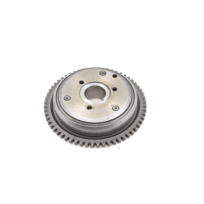 Motorcycle Starter Clutch Gear Assembly For GY6 125 150 152QMI 159QMJ Moped Scooter Go Carts TaoTao One Way Beaing Spare Parts