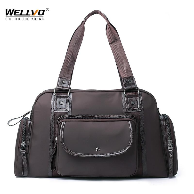 Mens handbag Male bag men Shoulder Messenger bag large capacity travel bag luxury designer brand fashion men Crossbody XA188WC