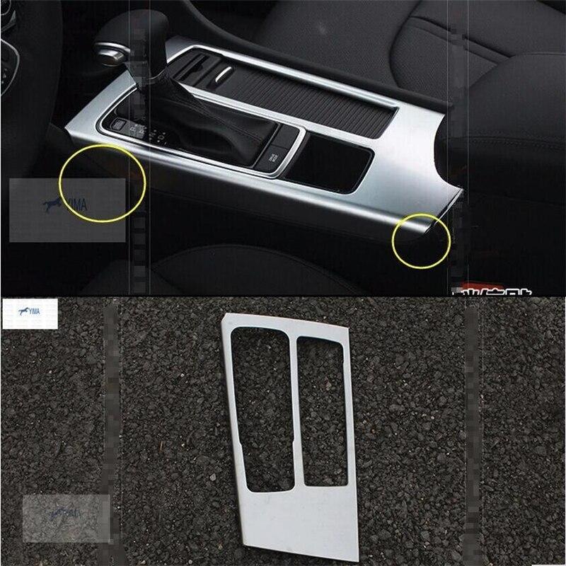 Lapetus ABS Pearl Chrome Stalls Caja de cambio de marchas Soporte - Accesorios de interior de coche - foto 1