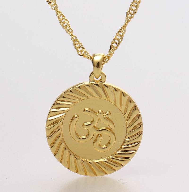aliexpress buy 2016 ohm buddhist aum om necklace