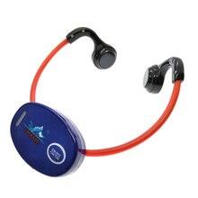 Z przewodnictwem kostnym szkolenie pływackie wodoodporne słuchawki słuchawki odbiornik H902
