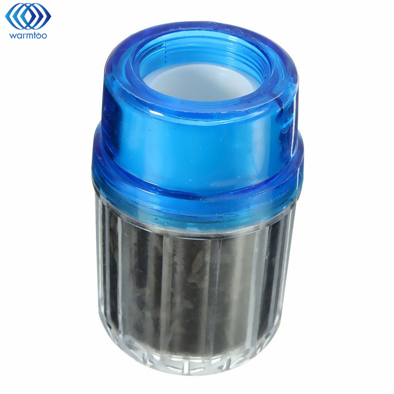 Home Tap Water Purifier Activated Carbon Faucet Water Clean Filter Remove Rust Sediment Cartridge Kitchen High Quality