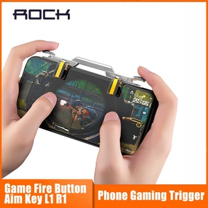 Mobile Phone Gaming Trigger for PUBG Rul