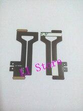 10PCS/ NEW Shaft Rotating LCD Flex Cable For Casio EX-ZR50 ZR50 Digital Camera Repair Part