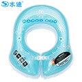 Bebé Piscina Círculo Axila Gear infantfloat círculo de baño Inflable nadar anillo del cuello del bebé de Seguridad Del Tubo Más Nuevo envío de La Gota
