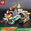 Lepin 02071 Genuine 838Pcs City Series The City Mine Set 4204 Building Blocks Bricks Educational Toys