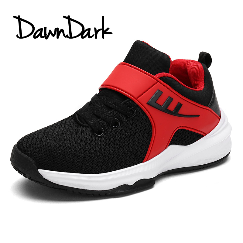 Children Sport Shoes Spring Summer Light Weight Mesh Kids Sneakers Blue Red Boys Girls Sport Shoes 2016 new shoes for children breathable children boy shoes casual running kids sneakers mesh boys sport shoes kids sneakers
