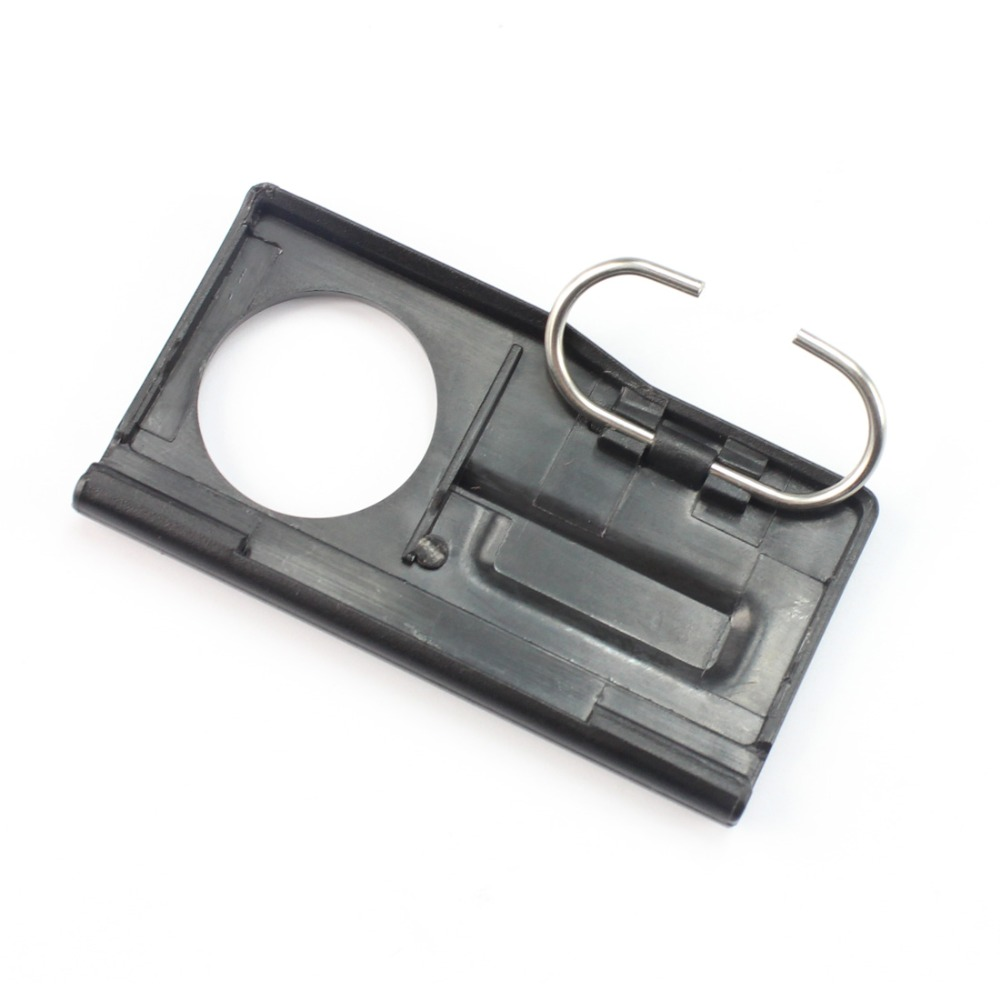 Plastic Underwater Case Waterproof Housing Case Cover Shell Lock buckle for Xiaomi Yi Sport Camera F19600/1 Black Green Color - ANKUX Tech Co., Ltd