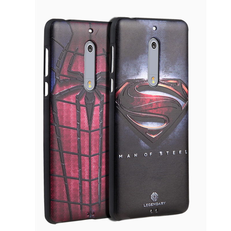 For font b Nokia b font 5 Case 5 2 inch Soft TPU Silicone case 3D