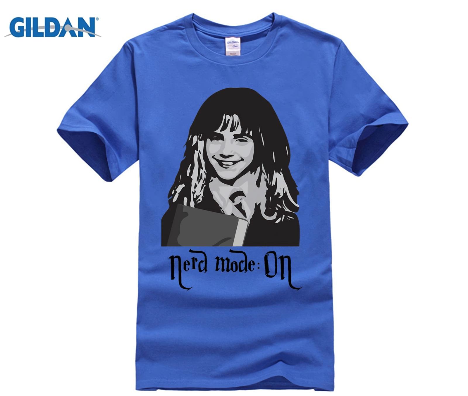 fc8269a68 GILDAN Harry Potter T Shirt Funny Movie Shirts Graphic Tee Shirt Hermione  Granger Tee Nerd T shirt Harry Potter Clothing Gift-in T-Shirts from Men's  ...