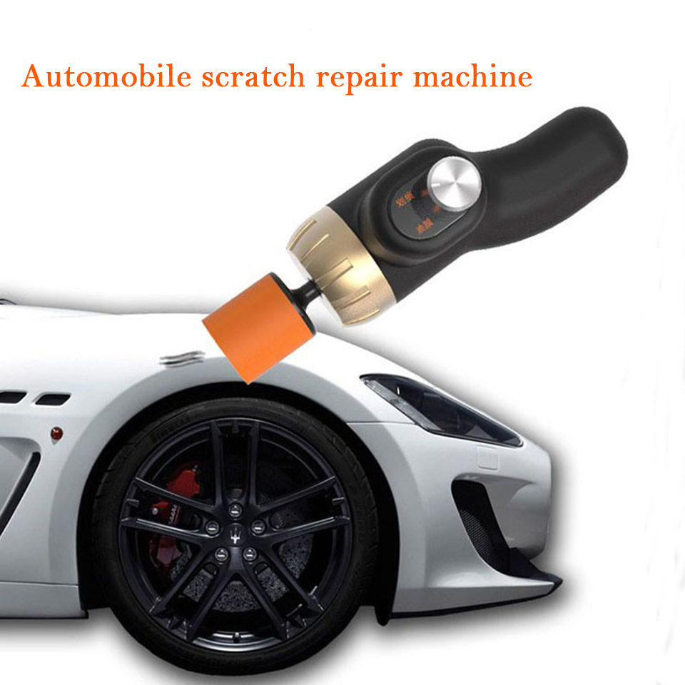 Image 5 - Mini Car Polishing Scratch Integrated Repair Metal Oxidation Repair Car Paint Scratch Removal Machine LY 02
