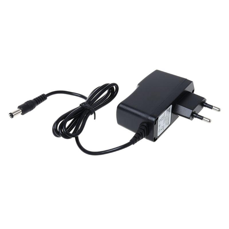 1x Pro 3.5*1.35 mm Round Pin Charger For Li-Ion Battery Flashlight 4.2V US Plug