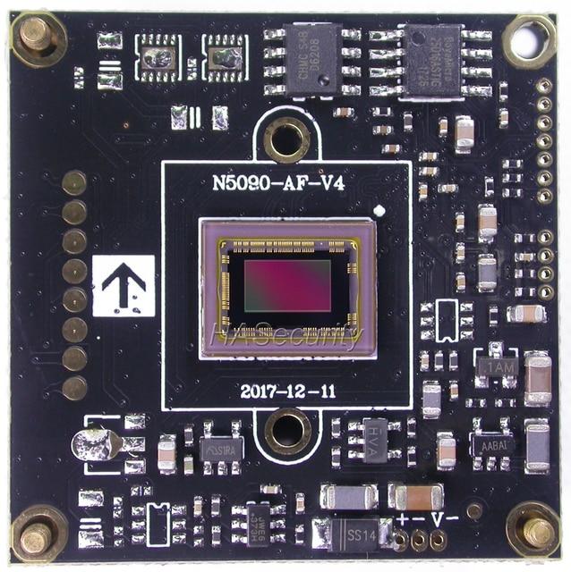 "HDR (WDR) AHD-H (1080P) 1/2.8"" Sony STARVIS IMX327 CMOS image sensor + NVP2450 CCTV camera PCB board module (support UTC)"