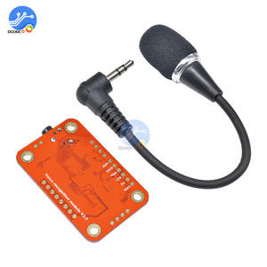 Image 5 - 1 סט זיהוי קול מודול V3 מהירות זיהוי תואם עם ארד עבור Arduino תמיכה 80 סוגים של קול קול לוח