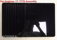 "17.3 ""LCD LED Ekran Digitizer Zgromadzenie B173HAN01.0 do For DELL INSPIRON 17 7778 FHD"