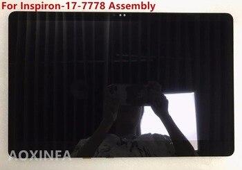 "17.3 ""LCD LED Ekran Digitizer Zgromadzenie B173HAN01.0 do For  INSPIRON 17 7778 FHD"