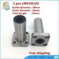 LMK12LUU 12mm long type flange bearing linear bush 3d priter xyz cnc parts LMK12L
