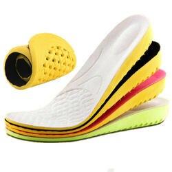LEMAI унисекс обувь для мужчин и женщин увеличение высоты стельки EVA гелиевые стельки плоская подошва силиконовые подошвы гель