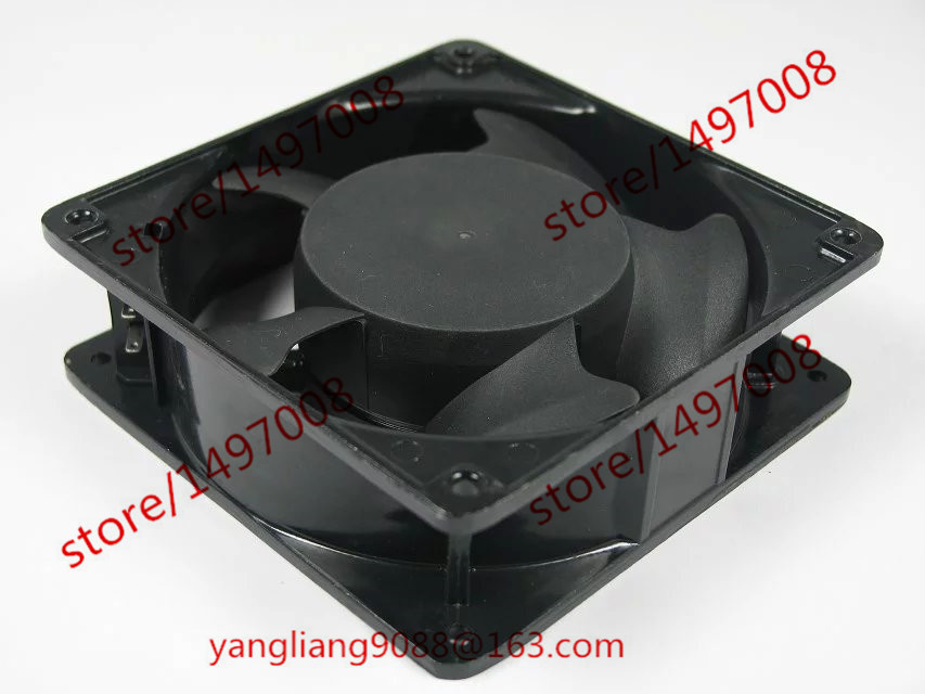 Free Shipping For KAKU KA1238HA2BAT AC 220V-240V 0.11/0.12A 2-pin Server Square Cooling Fan free shipping for adda aa8382hb aw s ac 220 240v 0 07 0 06a 2 pin 80x80x38mm server square fan free shipping