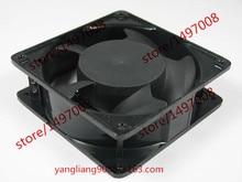 Free Shipping For KAKU KA1238HA2BAT AC 220V-240V 0.11/0.12A 2-pin Server Square Cooling Fan