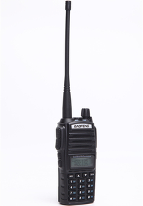 Image 2 - Baofeng UV 82 walkie talkie 10km dual PTT two way wireless dual band handheld portable UV 82 transceiver