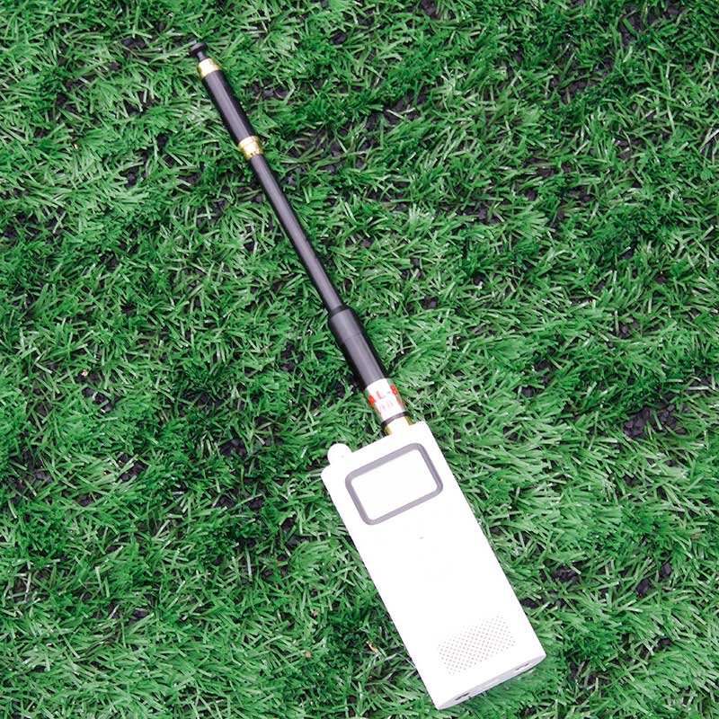Abbree 800 SMA-Femelle Double Bande Extensible Télescopique Antenne pour Deux-way Radio Xiaomi Mijia Talkie Walkie Portable Radio