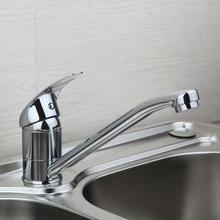 Лучшие современные Кухня Раковина Поворотный кран смесителя 8393 хром латунь Ванная комната бассейна torneira кран новый