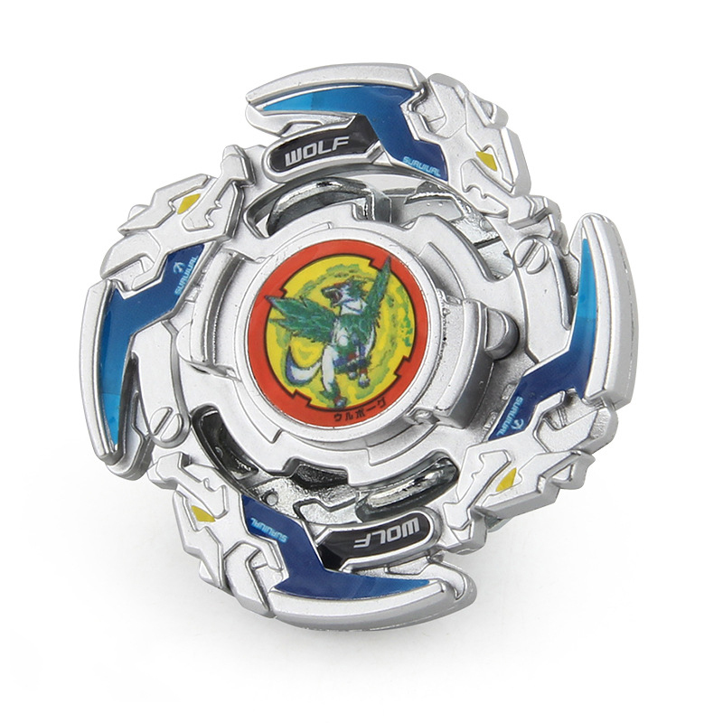 1pc Novelty Fun Fighting Beyblade Toy For Children Single Sale Spinning Tops Without Launcher Metal Gyro Game Boys Birthday Gift