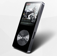 New Metal 1.8Screen Music Player benjie Portable Digital Audio Player Original Brand Player MP3 with FM Radio Voice Recorder