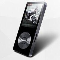 New Metal 1 8 Screen FLAC Music Player Portable Digital Audio Player Original Brand Player MP3