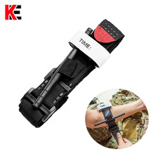 First Aid Tourniquet Quick Slow Release Buckle Medical Tourniquet Military Outdoor Portable Tactical Emergency Strap One Hand tourniquet outdoor aid combat application quick release buckle medical tourniquet strap emergency tourniquet outdoor
