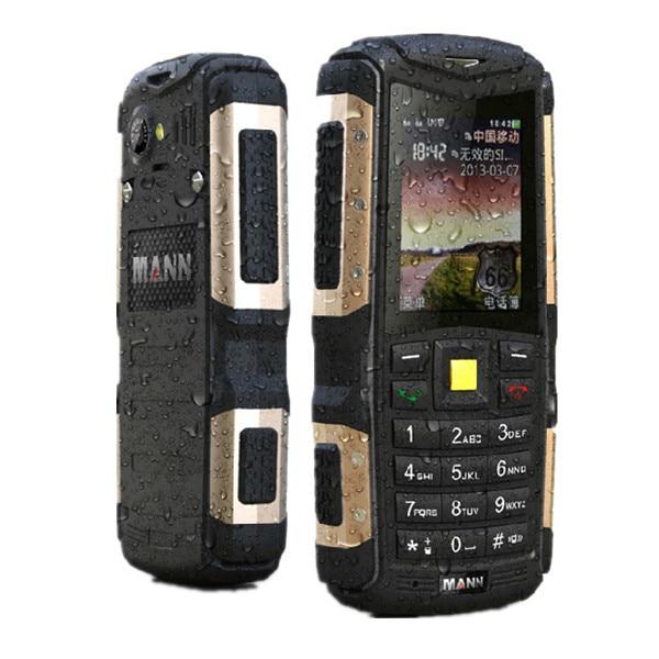 Original MANN ZUG S Mobile Phone Dustproof Shockproof Rugged Outdoor Cell Phones Camera Bluetooth GSM Dual Sim Card Cheap Phone