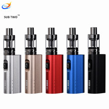 Hot Vape Electronic Cigarette kit vape mod HT 50W Box Mod Hookah pen 0 5ohm Vaporizer