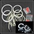free shipping led angel eyes ring ccfl led angel eyes for mazda 6 ccfl led halo ring LED marker light for Mazda headlight rings