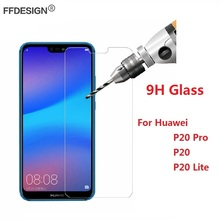 Protective Glass For Huawei P20 Lite Tempered On Screen Protector Film Foil Skin Saver
