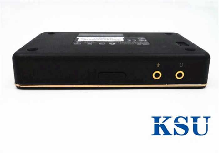 משמש עבור ASUS Xonar U7 שולחן עבודה מחשב נייד USB חיצוני כרטיס קול 7.1 ערוץ תמיכה win10