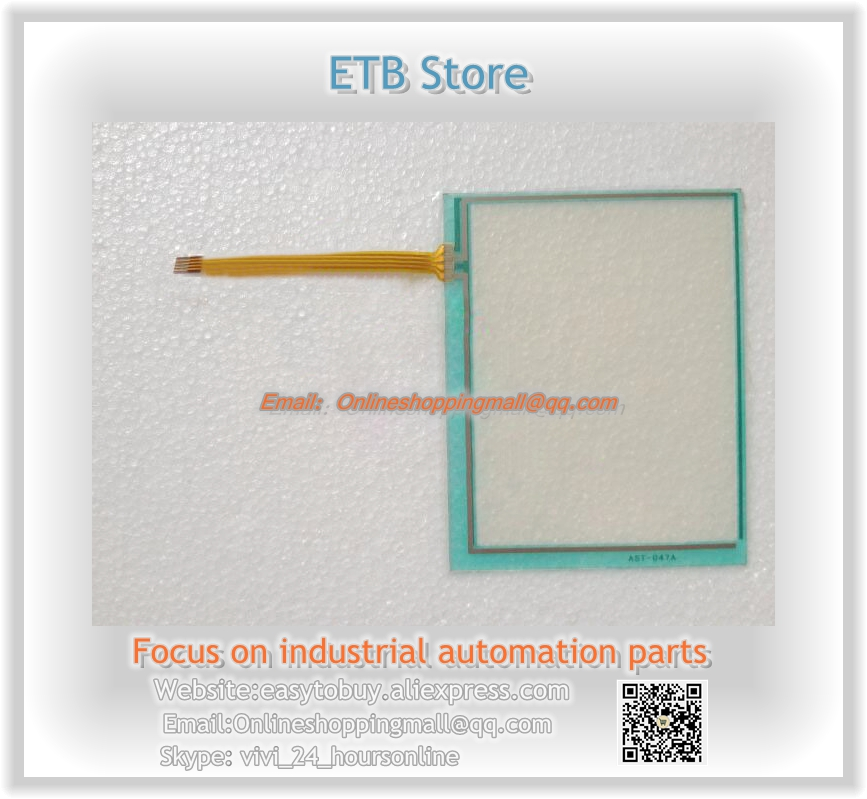 New Touch screen glass ATP-072 7.2 Inches 4 Wires Touch Panel