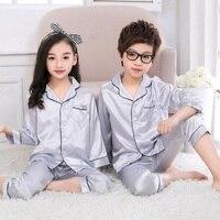 Spring Autumn Children S Sleepwear Set Baby Boy And Girl Sleep Clothing Set Kids Pajamas Set