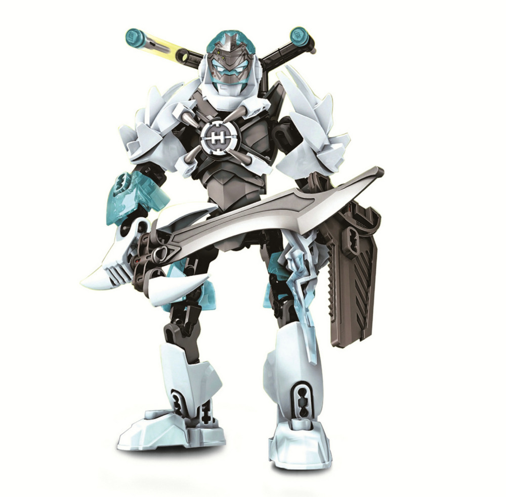 STORMERS Hero Factory Returns Robot War 20cm Action Figure