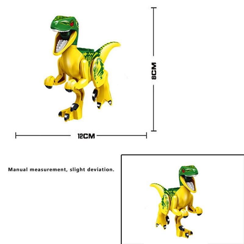 Building block dinosaur toy_29
