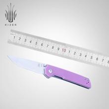 Kizer folding knife mini knife domin mini V3516 G10 handle s