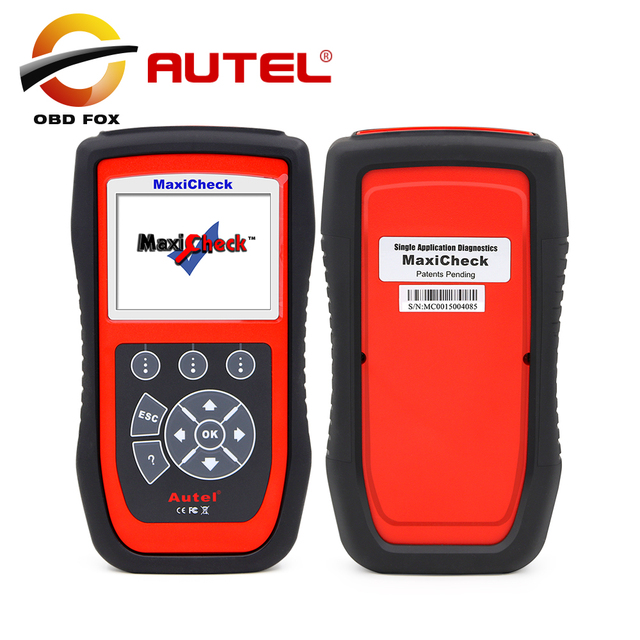 US $199 0 |2017 New designed Original Special Application Diagnostics Autel  MaxiCheck Pro EPB/ABS/SRS/Climate Control/SAS/TPMS Function-in Car