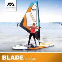 AQUA MARINA hoja de tabla de windsurf Kiteboard SUP inflable Sailboard Stand Up Paddle tablas de surf derrame agua deporte surf