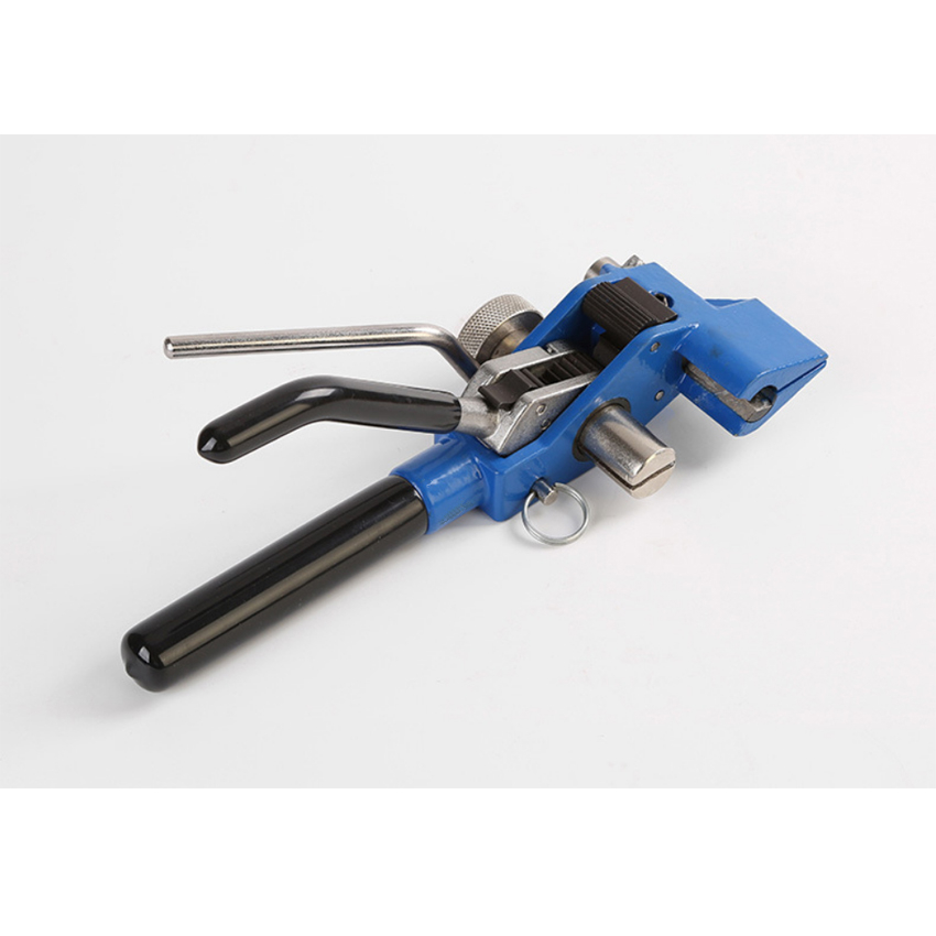 Stainless Steel Cable Tie Gun Stainless Steel Zip Cable Tie plier bundle tool for width 4 6-25mm thickness 0 25-1 2mm