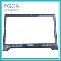 Genuine New Original For Lenovo IdeaPad Laptop Z500 LCD Front Bezel Screen Frame Cover Case Silver