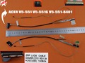 New laptop cabo lcd substituição para acer v5-551 v5-551g v5-551-8401 pn: dd0zrplc000 reparo notebook lcd lvds cable