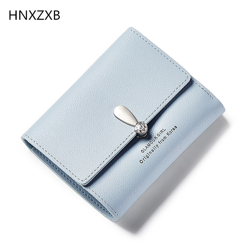 HNXZXB Tassel Pendant Design Small Clutch Wallets For Women, Coin Purses Card Holders Invoice Pocket PU Leather Female Lady Bag