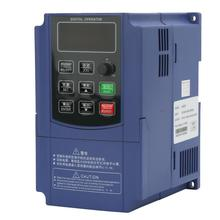 380V 3.7KW Three Phase Input Three Phase Output Frequency Converter VFD frequency converter vfd coolclassic inverter converter 380v 7 5kw inverter three phase power warranty 18 month