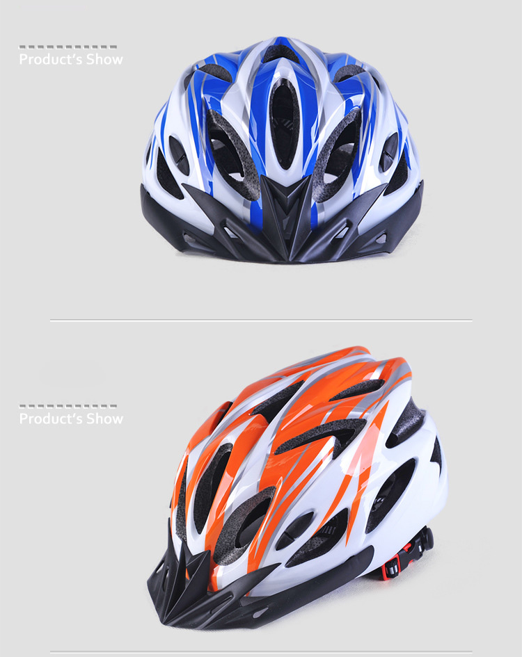 220g Ultralight Bicycle Helmet CE Certification Cycling Helmet In-mold Bike Safety Helmet Casco Ciclismo 56-62 CM-5